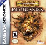Dungeons & Dragons: Eye of the Beholder (Game Boy Advance)